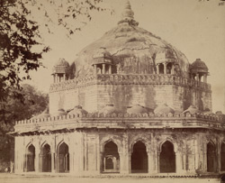 Tomb of Hasan Khan Suri, father of Sher Shah, Sasaram. 1003477